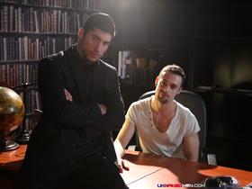 Leo Domenico and Chase Reynolds