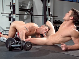 Trenton Ducati and Ryan Rose