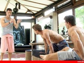 Forever Lukas - Scene 2 Kris Evans and Jack Harrer