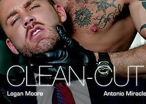 Clean-Cut  Starring Logan Moore and  Antonio Miracle
