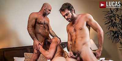 Max Adonis Shares Adam Russo's Daddy Cock With Ruslan Angelo