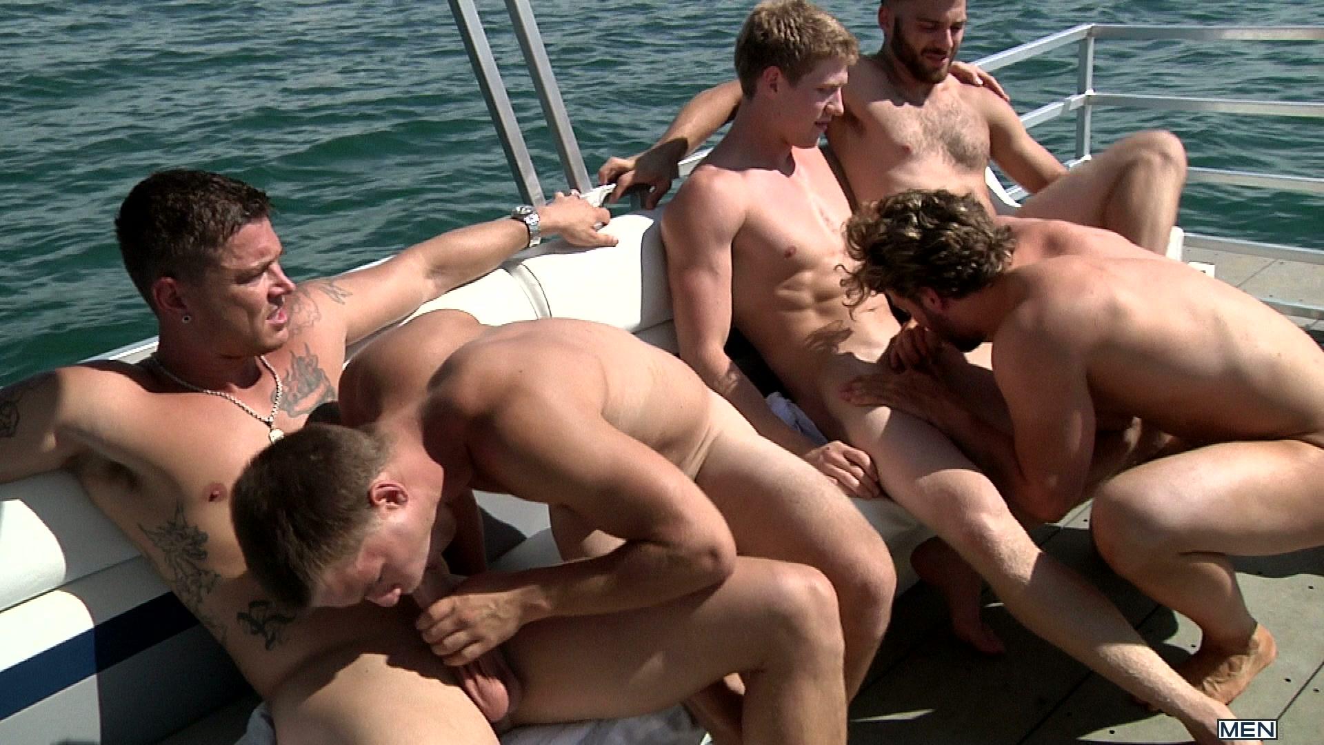 Jizz Orgy Men In Blue 03