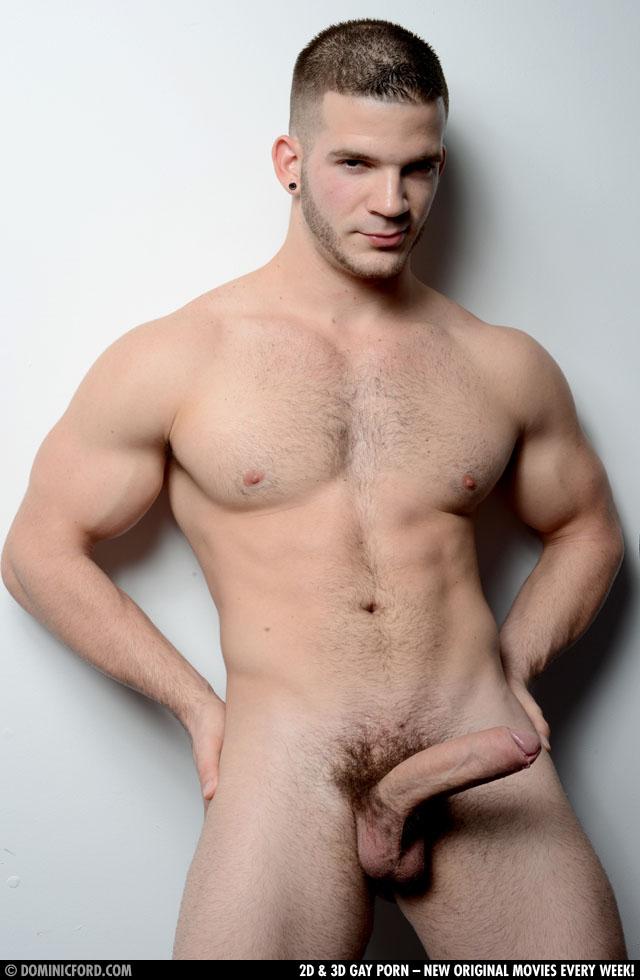 Fetish gay leather man
