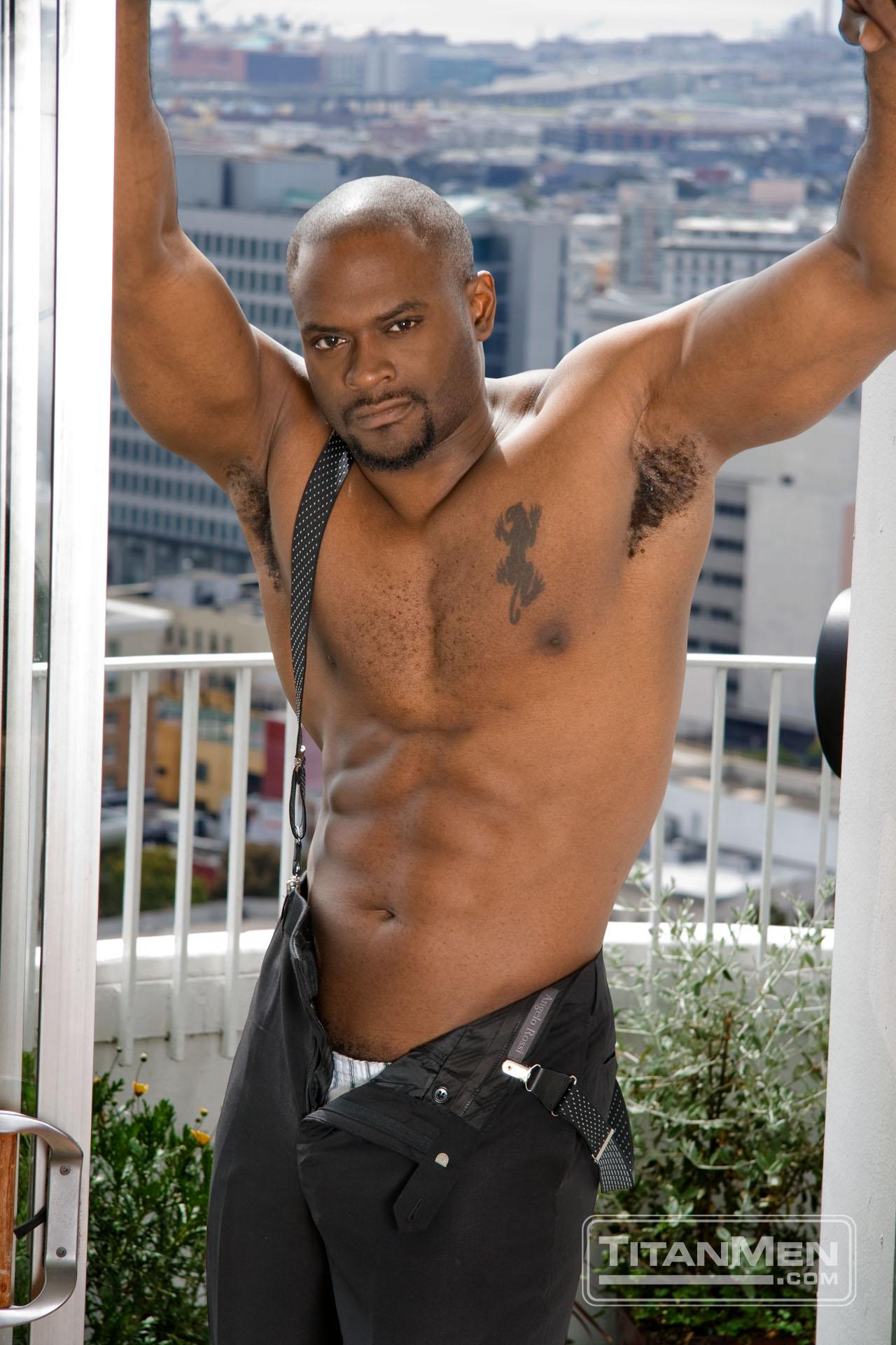 Black gay porn stars denzel