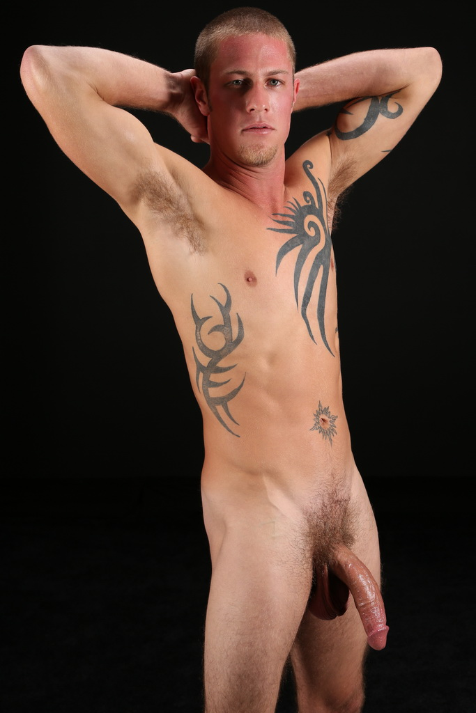 Hot and hung men