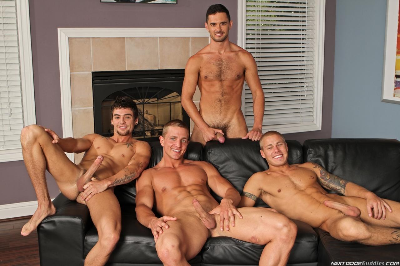 Next door buddies gay