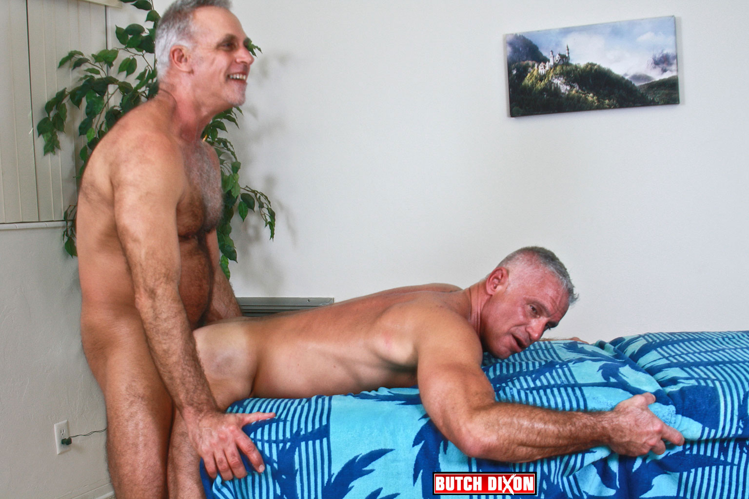 gay interracialnipple play and fuck