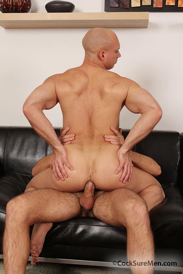 John magnum bareback