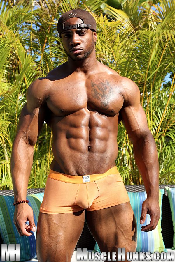 Muscular black men naked young frankenstein language