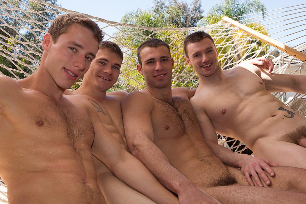 Aaron cartner naked