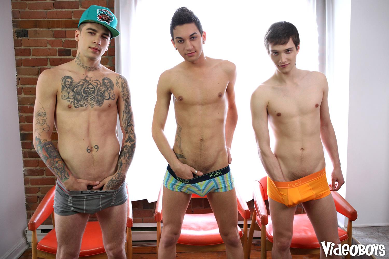 Gay man sucks cum out of young boy devon amp 5
