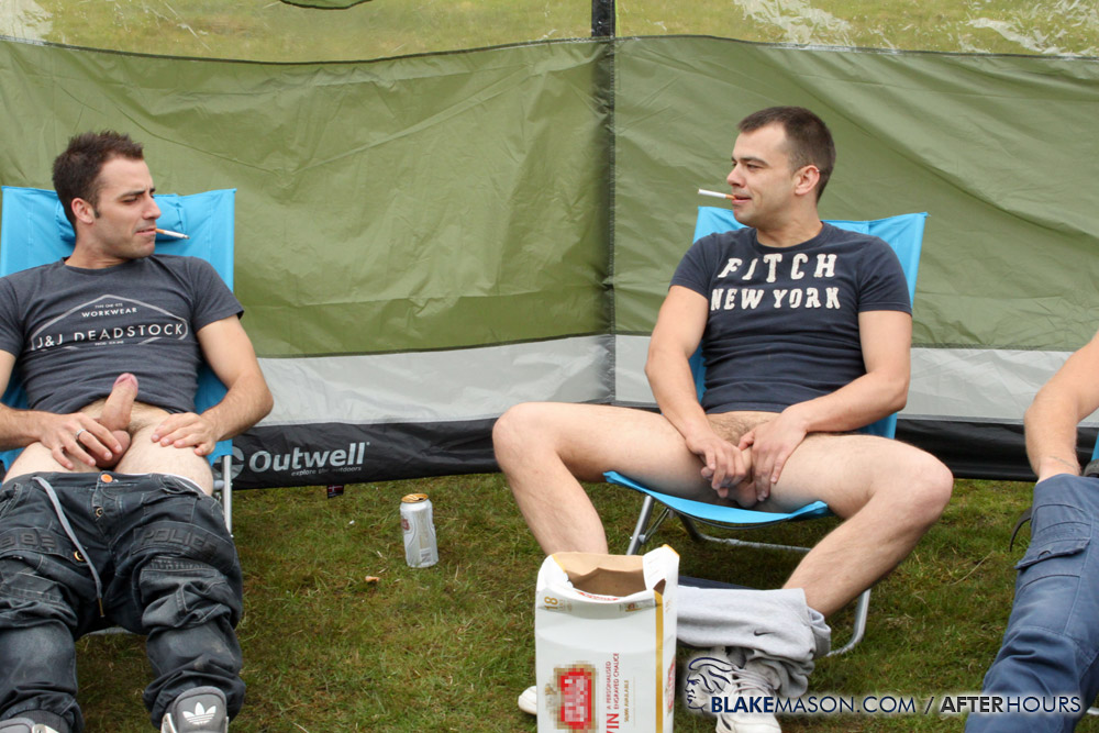 Gay Group Amateur Wanking