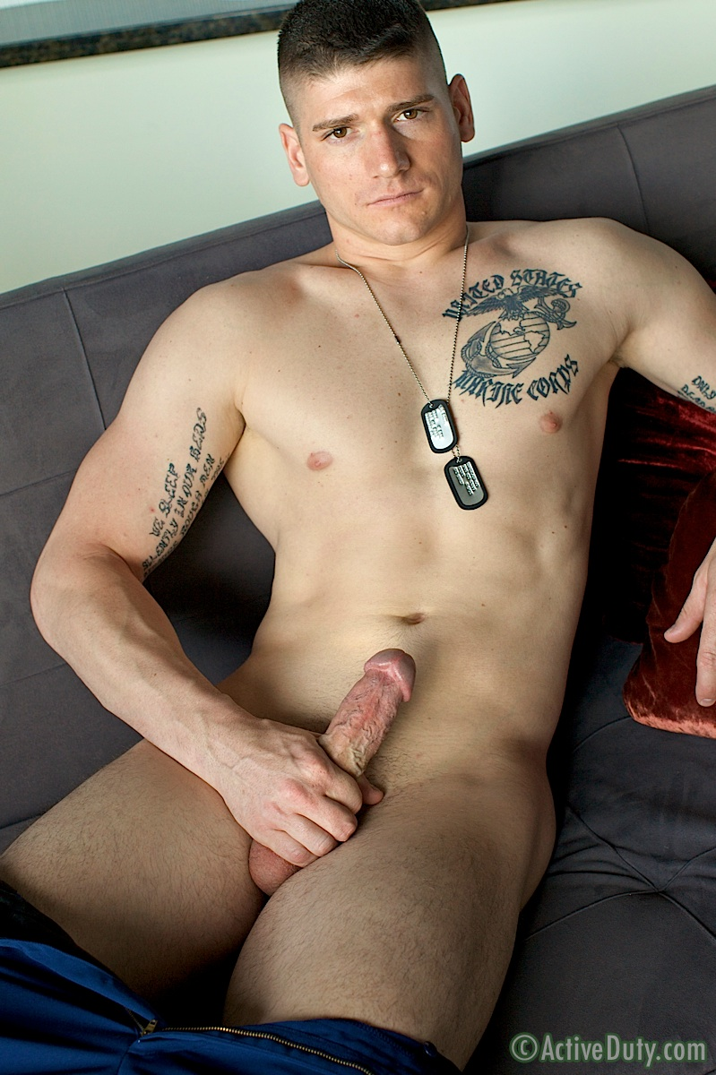 military gay free porn