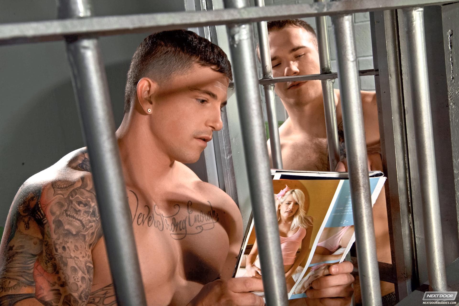 Jail house cock