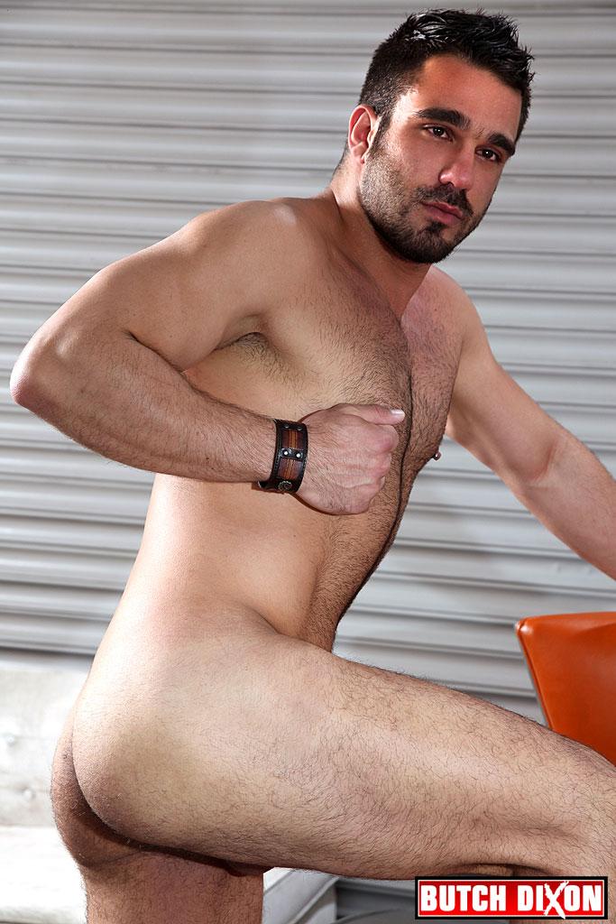 Butch nude men