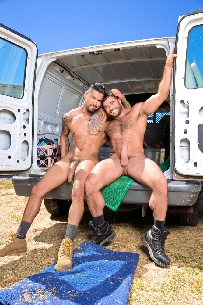 Trucker hitchhiker gay porn, gay solo cumshot
