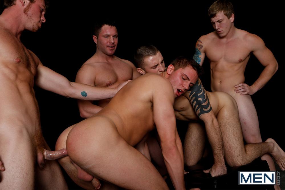 Gay orgie vod