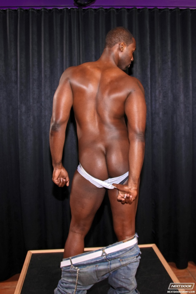 Black male butts — pic 10