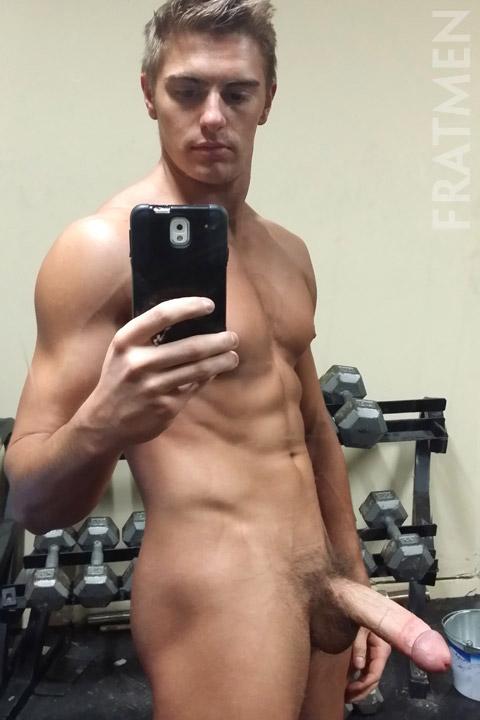 Hot Naked Frat Boys