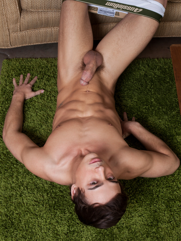 Huge. Hairy. Hanging. And banging.