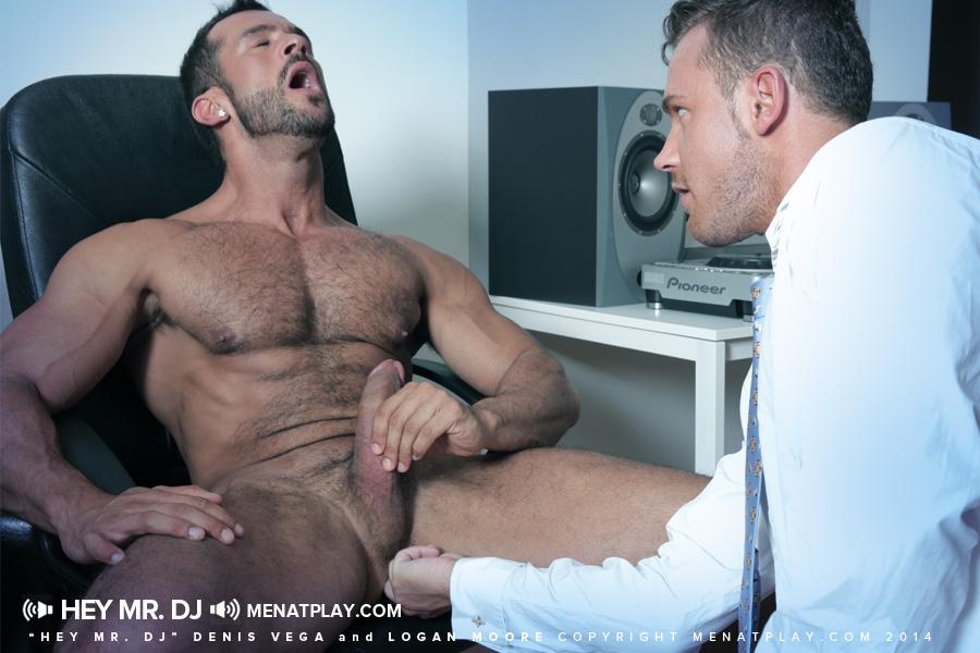 Hairy Men At Play