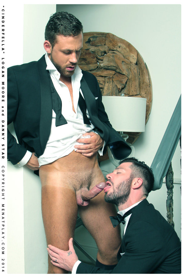 Sucking the boys slick cum and south 3