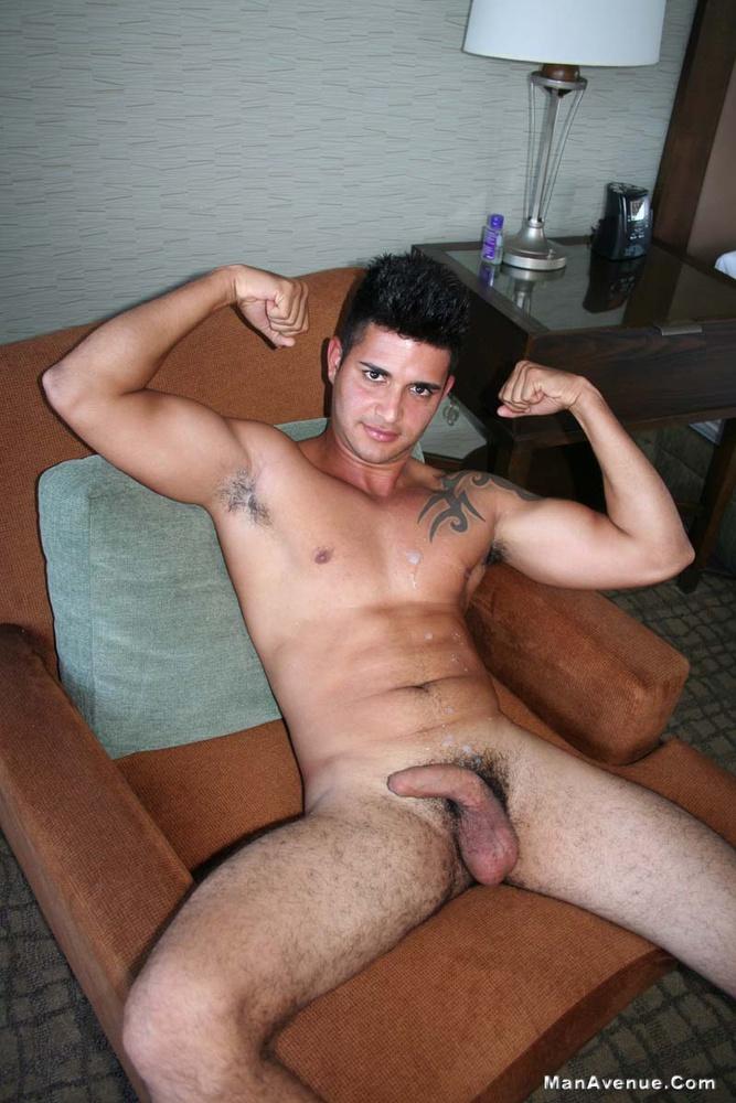 avenue cruz man Naked michael