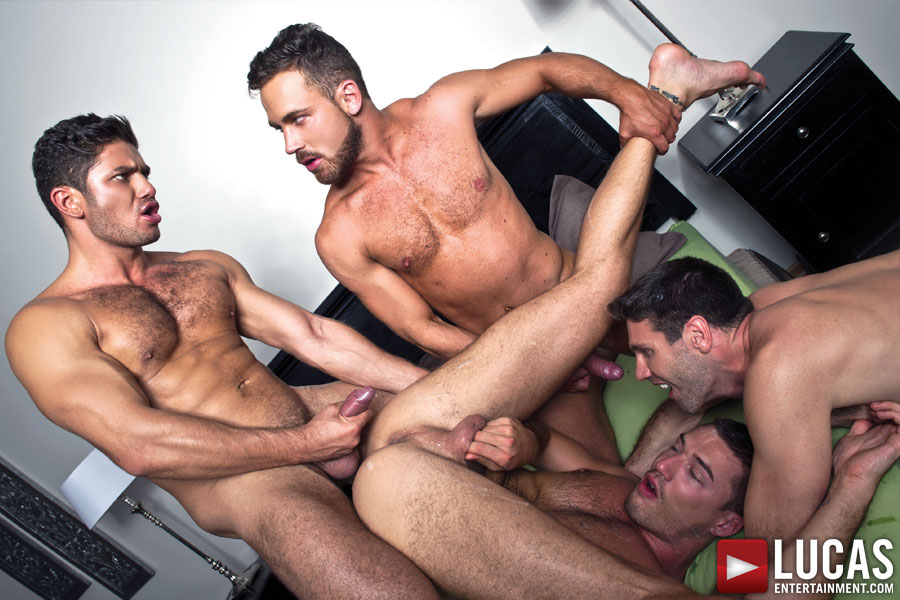 gallery dato foland craig daniel logan moore and theo ford bareback sex foursome index.