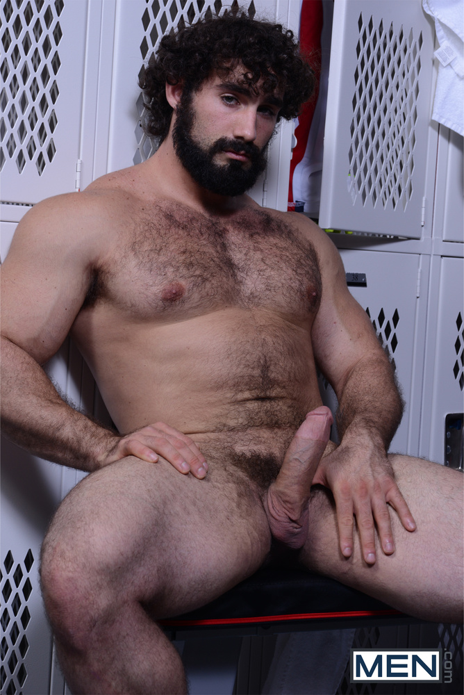 Hairy chest bisexual porn