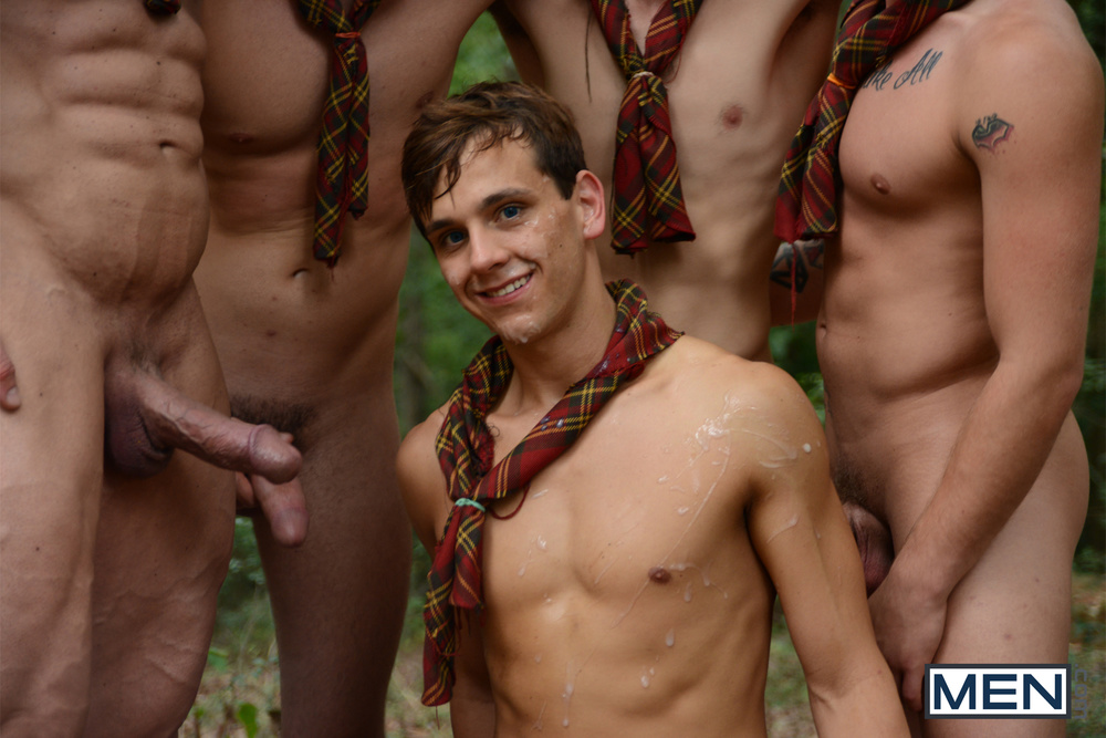 Boy scouts naked share your