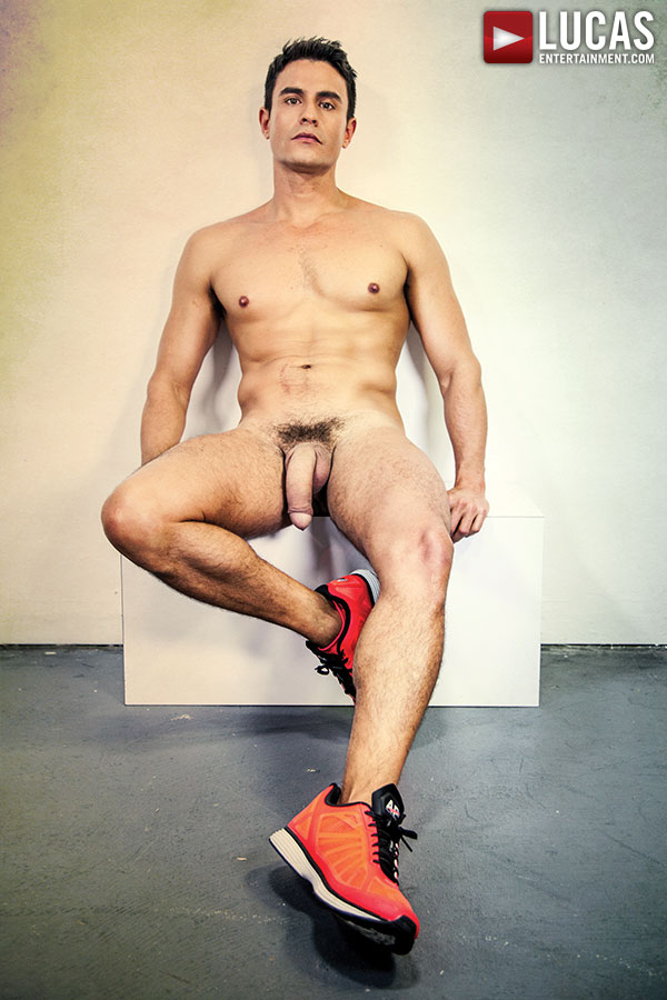 African gay male uncut cock masturbation 1