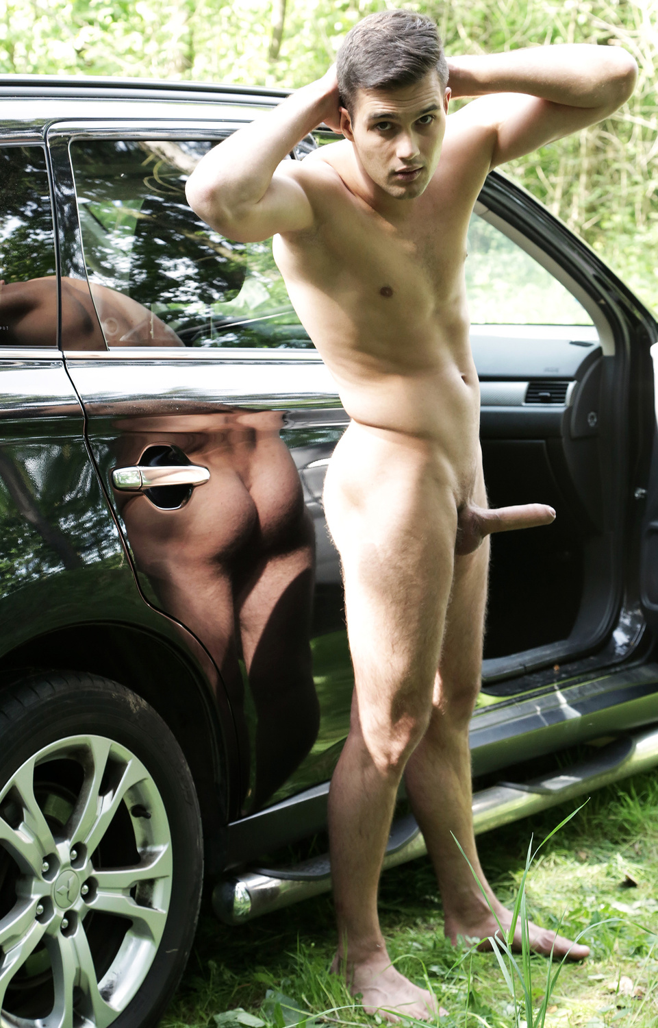 car naked wach twink