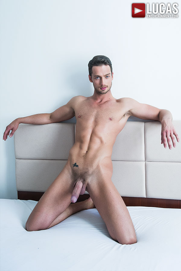 image Handsome gay gets his ass banged