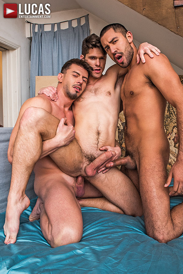 gay orgy studs itouch