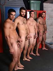 Gay orgie galeries