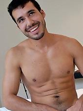 OUR SEXY MATE BENJAMIN BOSCO IS BACK STRIPPING AND JACKING OFF