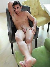 Hung And Handsome - Miguel Estevez