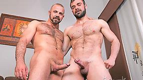 Felipe Ferro and Jose Quevedo
