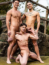 Devin Franco - Ruslan Angelo - Leo Rex - Ball Zapping Action