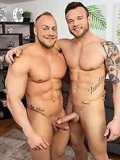 Brock and Sean Bareback