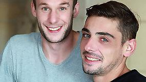 Guillaume Wayne and Nick Spears