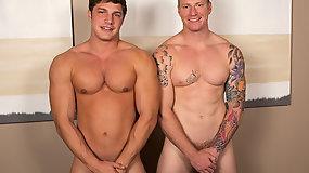 Brandon and David - Bareback