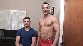 Jack and Curtis - Bareback