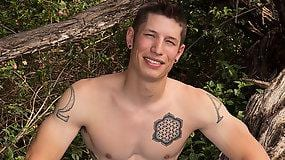 Tattooed Kickboxer Jimmy