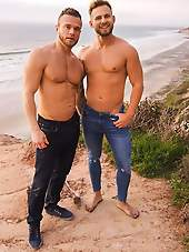 SEAN AND JOSH BAREBACK