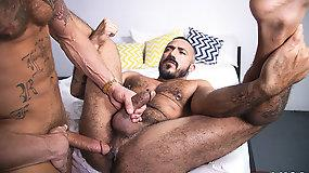 Alessio Romero And Derek Parker Fuck Each Other Raw