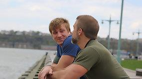 Central Park Cruising Part Three - Dirk Caber and Tom Faulk