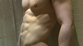 Young Rugby Player Jasper Shows Off His Muscled Body