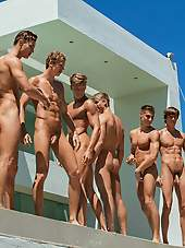 ALL YOU CAN FUCK PARTY 22 BELAMI BOYS