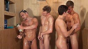 Wank Party